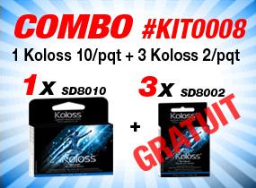 Combo KIT0008
