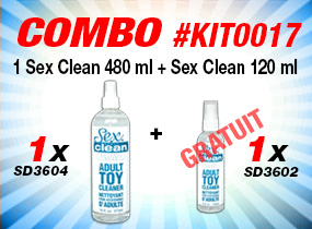 Combo KIT0017