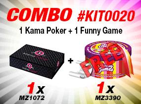 Combo KIT0020