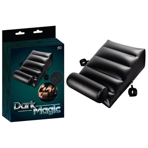 Image de DARK MAGIC INFLATABLE WEDGE RAMP/CUFFS