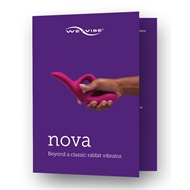 Picture of We-Vibe Nova 2 Brochures English 20/pack