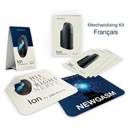 Image de Arcwave Ion Merchandising Kit Français